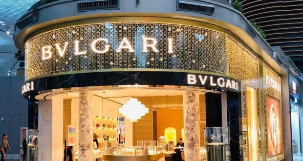 Bulgari opens largest airport store in Europe with Heinemann in Istanbul